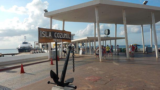 Terminal-Ferry-boat-Cozumel